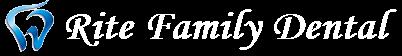 Rite Family Dental Logo